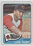 Luis Tiant (Baseball Card) 1965 Topps - [Base] #145