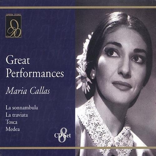 Great Performances: Maria Callas