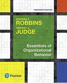Amazon organizational behavior student value edition 15th essentials of organizational behavior 14th edition fandeluxe Choice Image