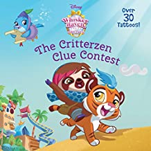The Critterzen Clue Contest (Disney Palace Pets: Whisker Haven Tales) (Pictureback(R))