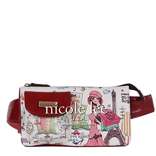 nicole-lee-fanny-pack-shopping-girl-one-size