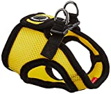 PUPPIA International Harness Soft B Vest, Small, Yellow