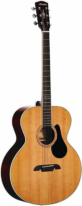 ALVAREZ 310.266 ABT60 barítono Guitarra: Amazon.es: Instrumentos ...