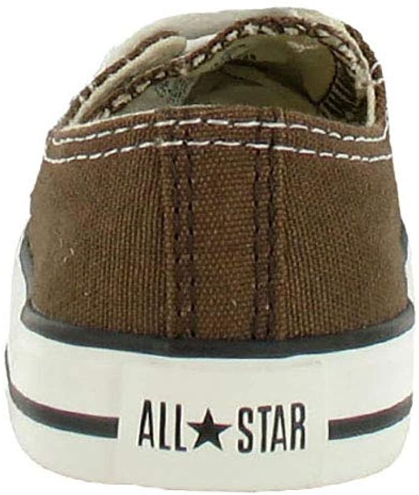 Converse A//S Ox Athletic Boys Shoes Size 10 Brown//White