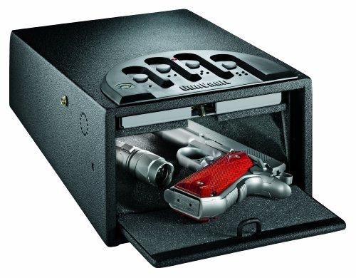 Gunvault GV1000D Mini Vault Deluxe Gun Safe from GunVault