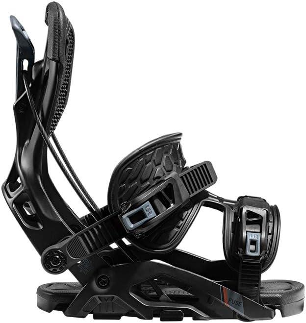 Flow Snowboarding Fuse Black M 2021