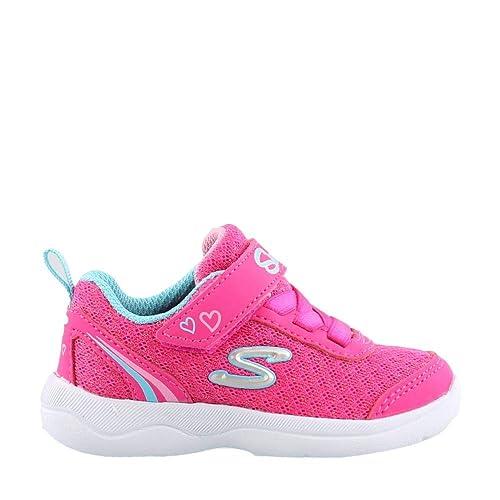 Skechers 64-82120N Scarpa Strappi + Elastico Bambina