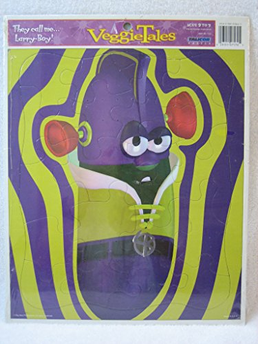 big idea productions veggie tales  u0026 39 they call me    larry boy u0026 39  20 piece board puzzle