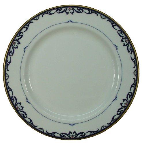 - Lenox China Royal Scroll Bread Plate 6-1/4