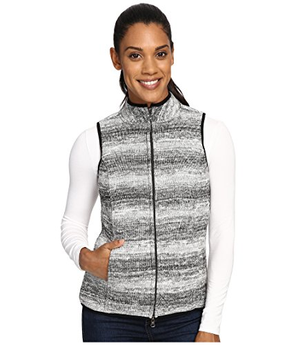 Aventura Clothing Women's Jillian Vest Black - Aventura Us