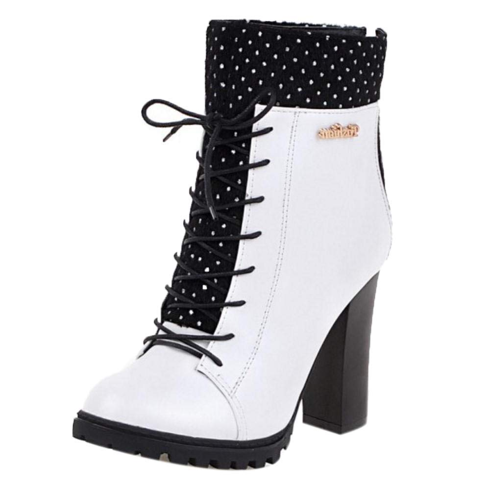 Damenmode High Heel Short Stiefel Zurück Zip Zip Zurück 82f4e9