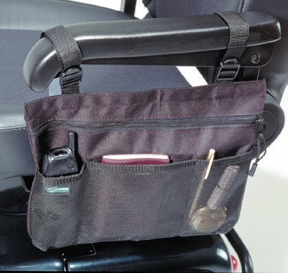 EZ Accessories Mobility Scooter Arm Tote