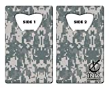 The Inked Card Bottle Opener: Digital Camo – Army For Sale