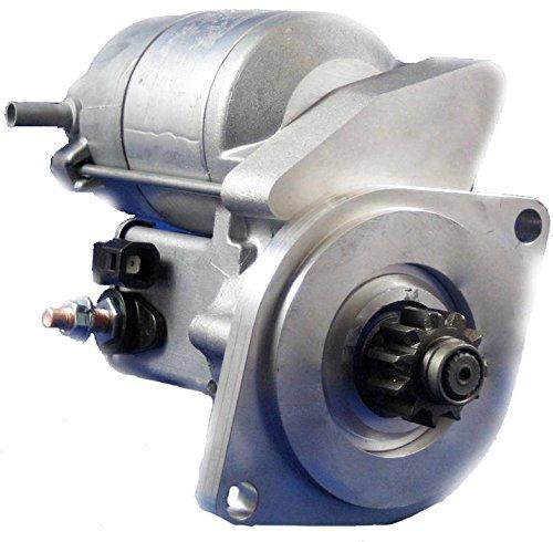 Rareelectrical starter motor fits yanmar s114 230 s114 for Starter motor for sale