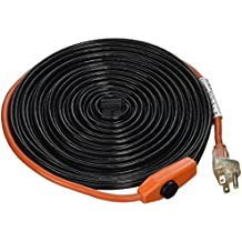 Frost King HC30A 30 x 120 x 7' Automatic Electric Heat Cable Kits, Black