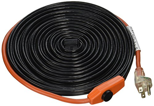 Frost King HC30A Heating Cables, 30', Black by Frost King