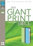 Niv Giant Print Compact Bible, Zondervan Publishing Staff, 0310435323