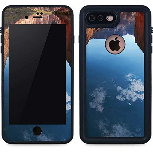 (Nature iPhone 7 Plus Case - Redwall Limestone in Marble Canyon | Photography X Skinit Waterproof Case)
