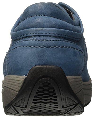 Blu Uomo Sneaker 6s Kheri Basso Collo Denim Mbt dark A qA0ZC