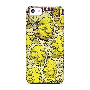 Iphone 5c Jqd16956amkq Customized Trendy Foo Fighters Pictures Shock Absorption Hard Phone Cover -MansourMurray