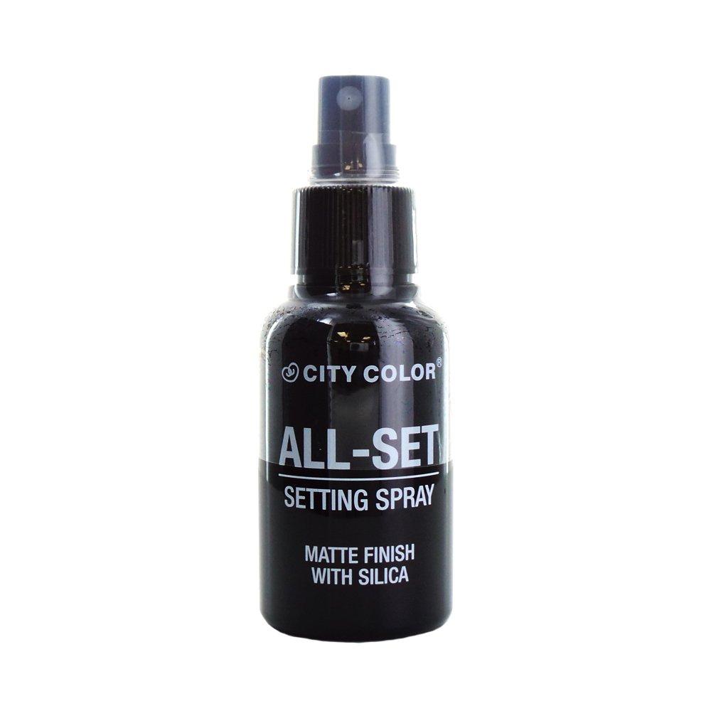 CITY COLOR All-Set Setting Spray