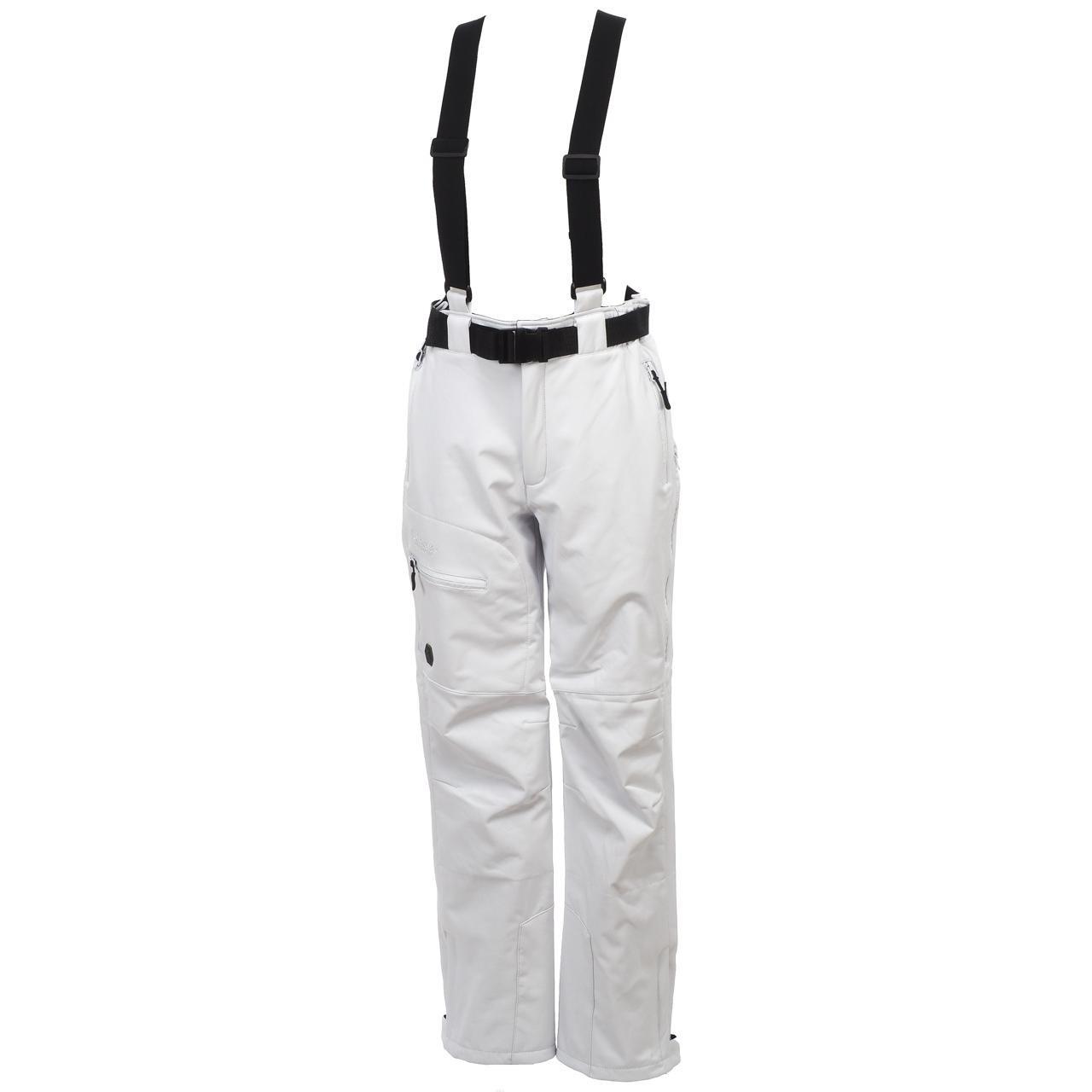Eldera sportswear Unosoft Blanc skipant - Pantalon de Ski Surf