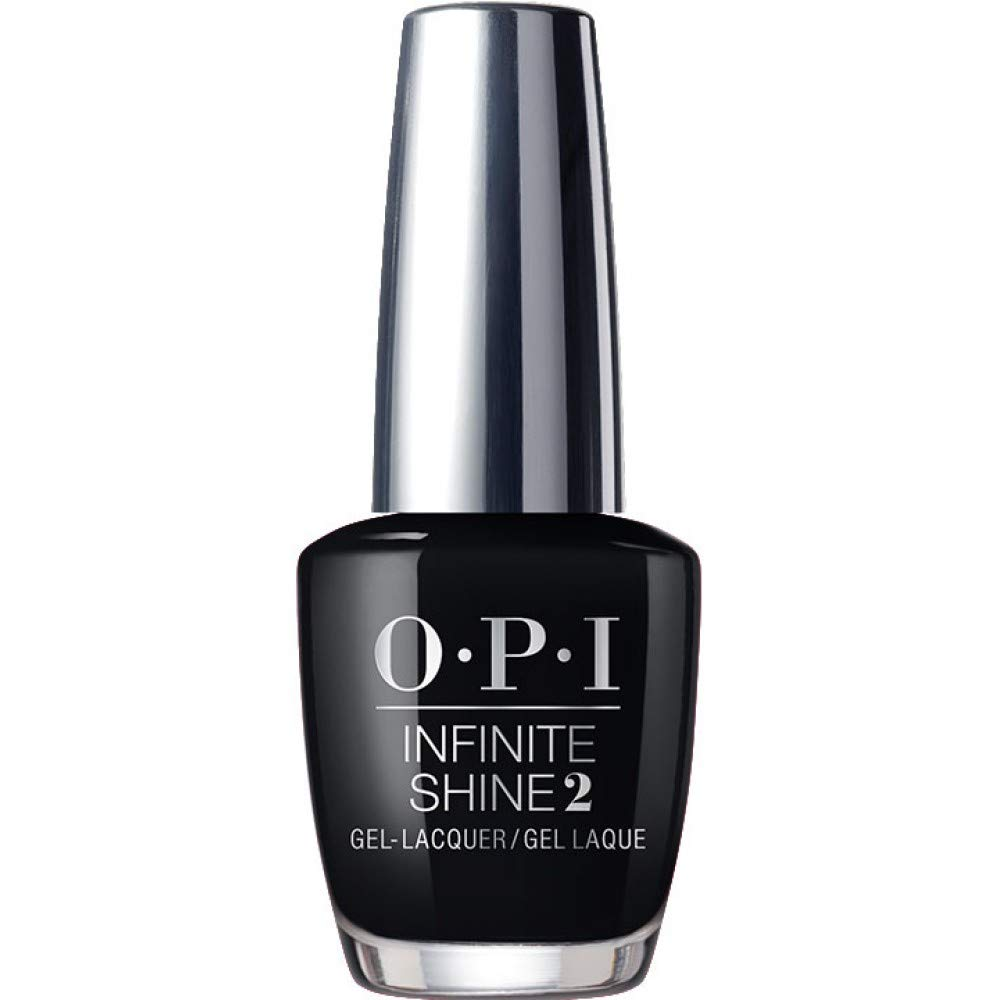 OPI Infinite Shine 2 Esmalte De Gel De Uñas (Black Onyx) - 15 ml.: Amazon.es