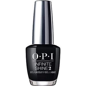 OPI Infinite Shine2, Black Onyx