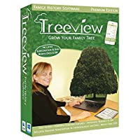 TreeView 2 Premium Edition - Genealogy and Family History Software