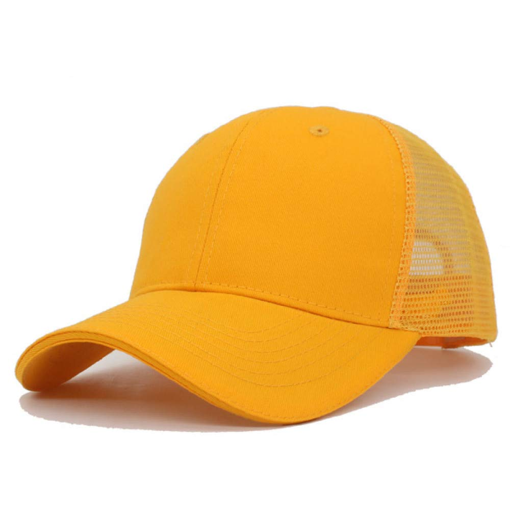 ZKADMZ  Cap Sombreros Masculinos Sólidos del Verano Gorras para Hombres  Mujeres Mesh Snapback Gorras Casuales Femeninos Hip Hop Casquette Caps   Amazon.es  ... 3668d986357