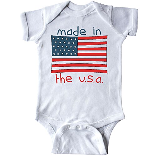 Infant Onesie Creeper (Inktastic - Made In The U.S.A. Infant Creeper 6 Months White)