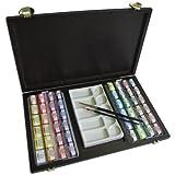 LUKAS Aquarell 1862 Watercolor 150th Anniversary Wood Box Set of 48 Pans
