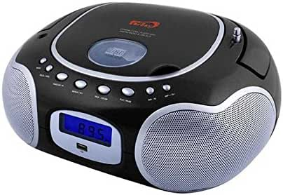 Radio Reproductor CD - MP3 - USB Fersay RC321 (2 AÑOS DE GARANTÍA ESPAÑOLA): Amazon.es: Electrónica
