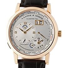 A. Lange & Sohne Lange 1 mechanical-hand-wind mens Watch 116.032 (Certified Pre-owned)