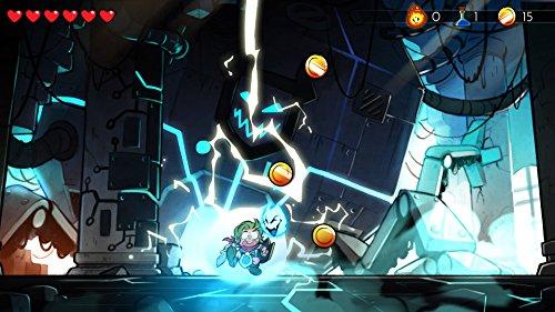 Wonder Boy: The Dragon's Trap - Nintendo Switch 3