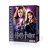 Hermione Granger from Harry Potter Poster Puzzle Made by Wrebbit (500 Pieces)