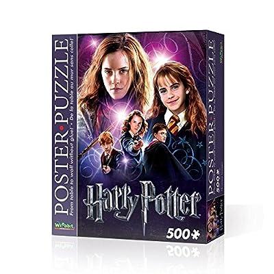Wrebbit Wpp 5003 Puzzle Poster Hermione Granger 500 Pezzi