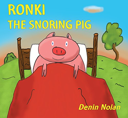 (Ronki The Snoring Pig)