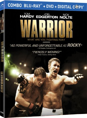 Warrior (Combo DVD+Blu-ray) (Blu-ray) (Best Fighter In Ufc 2)