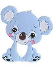 exing bebé Mordedor silicona nette Koala infantil Enfermedades juguete Collar recién nacidos kauen Cuidado