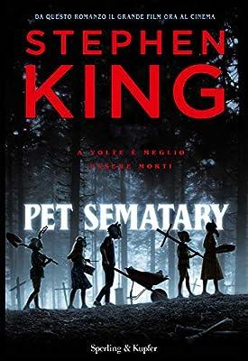 Pet Sematary: King, Stephen: Amazon.com.tr