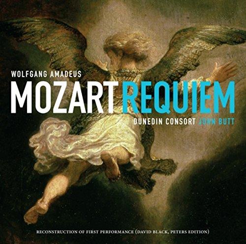 Mozart: Requiem (Reconstruction of first - Stores Dunedin