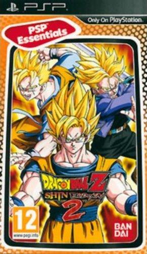 download dragon ball z shin budokai 2 psp