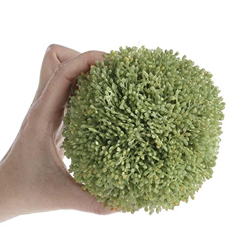 Factory Direct Craft Pair of Artificial Greenery Kissing Balls for Event Decor, Garden Embellishing and Crafting by Factory Direct Craft (Image #1)