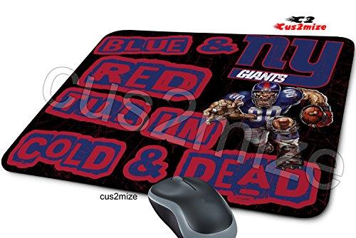 new york giants mousepad - 9