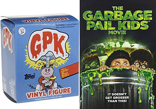 GPK Movie & Figure The Garbage Pail Kids Gross DVD Blind Box Mystery Minis Toy - Blind Muppets Box