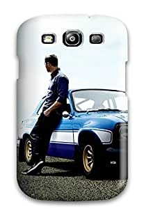 New Premium DuzoqyY4884rNeMt Case Cover For Galaxy S3/ Paul Walker In Fast & Furious 6 Protective Case Cover