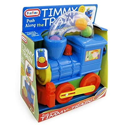 Castle Toy Fun Time Push Along Timmy The Train: Toys & Games
