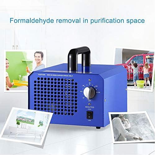KKmoon/® Purificateur dair Ozone Generateur Voiture Portable Voiture Ozone Anion Purificateur dair St/érilisateur R/éfrig/érateur D/ésinfection St/érilisateurs Mini Purificateur dair