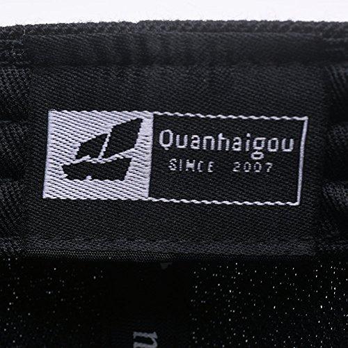 1e7e9610bec Quanhaigou Purple Galaxy Snapback Hat Unisex Trucker Hat Hip Hop Plaid Flat  Bill Brim Adjustable Baseball